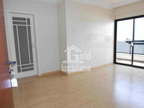 Apartamento Com 3 Dormitórios À Venda, 82 M² Por R$ 350.000,00 - Jardim Irajá - Ribeirão Preto/sp - Ap3873