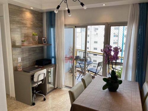 Imagem 1 de 14 de Apartamento Com 2 Dormitórios À Venda, 66 M² Por R$ 700.000,00 - Vila Clementino - São Paulo/sp - Ap4501