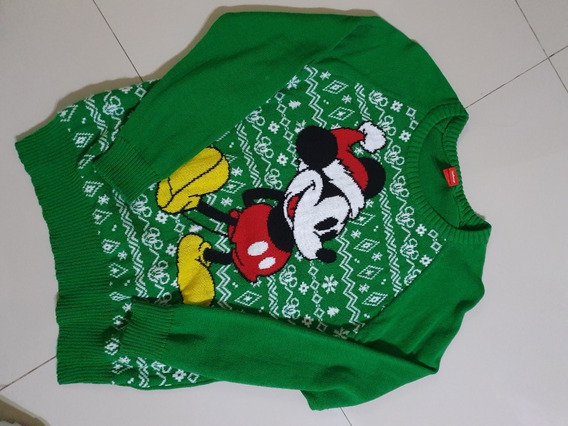 Ugly Sweater Mickey Mouse