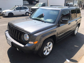 Jeep Patriot 2.4 Litude 4x2 At 2016