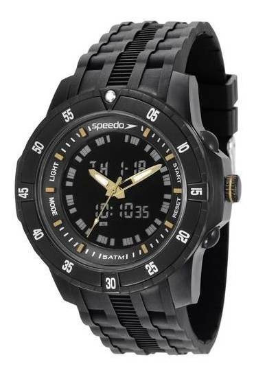 Relógio Masculino Speedo 81127g0evnp6 Anadigi Esportivo