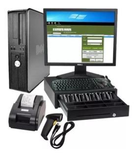 Kit Punto De Venta - Pc Y Software