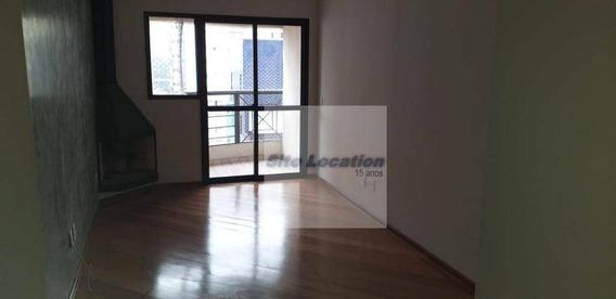 94723* Excelente Apartamento Com 3 Dormitórios No Brooklin! - Ap2881