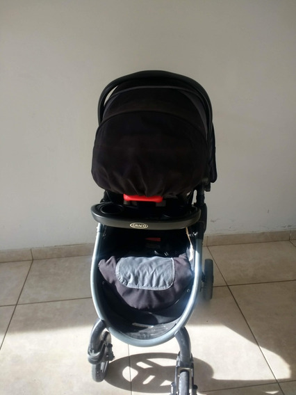 Carrito Graco Fast Action 2.0
