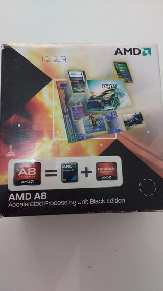 Processador Amd A8-3870k Fm-1 Quad-core Black Edition