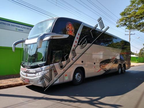 Imagem 1 de 7 de Paradiso Ld 1600 Scania K400 2017/18 44 LG 85 Mil Km Ref 640