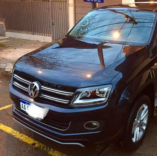 Volkswagen Amarok 2.0 Cd Tdi 180cv 4x2 Ultimate 2016