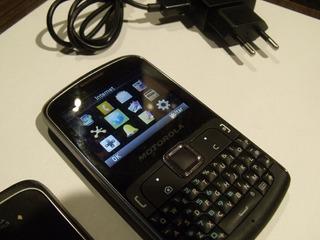 Celular Desbloqueado Motorola Ex115 Cinza Original