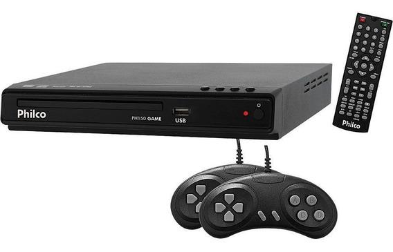 Dvd Philco E Game Usb 2 Joysticks - Ph150