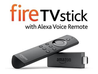 Amazon Fire Tv Stick Smart Control Voz Alexa Original Permut