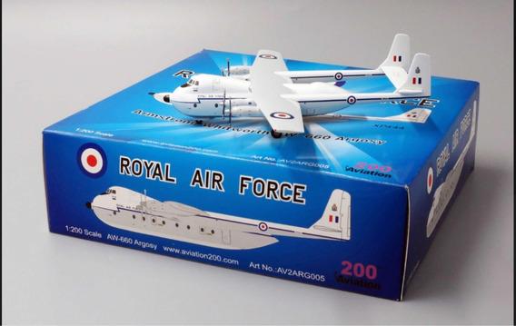 Avião Em Miniatura Armstrongaw 660