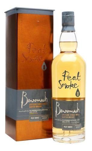 Whisky Benromach Peat Smoke 2007 Speyside 700ml En Estuche