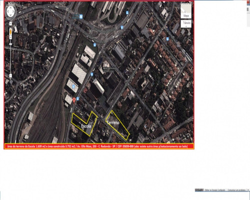Prédio Comercial (escola),zona Sul - Sp - 171-vr - 67749337
