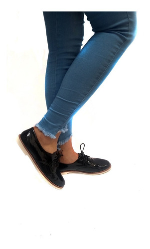 Zapatos Tipo Bolicheros 201