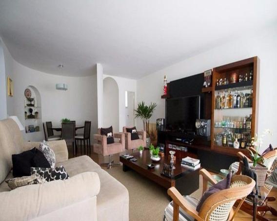 Apto Venda - 3 Suites, 150m, Living Para 2 Ambientes, 2 Vgs - Ótima Localização - V2422 - 34282187