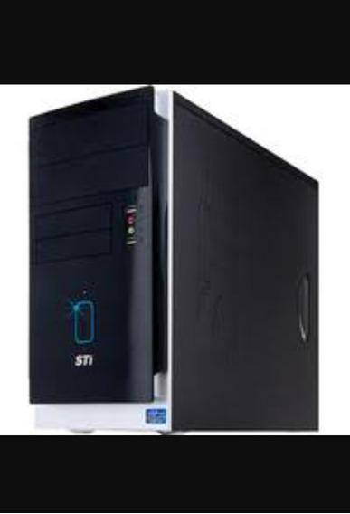 Especificações Técnicas De Computador Semp Toshiba Processad