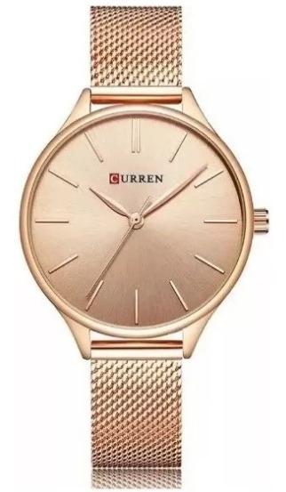 Relógios Feminino De Luxo Fino E Elegante Joia Bonito Caixa