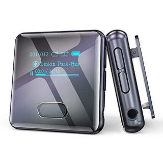Wiwoo 16 Gb Bluetooth Reproductor De Mp3 Con Clip Para Corre
