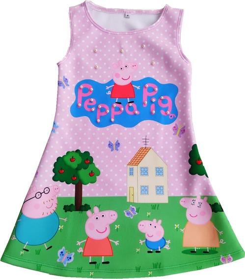 Vestido Cerdita Pig - Ig
