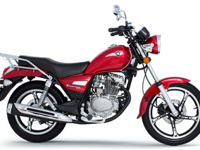 Suzuki - Chopper Road Freios Cbs