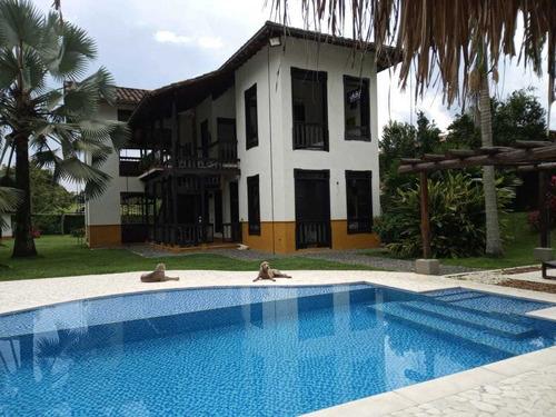 Venta Casa Campestre En El Rosario, Manizales Cod 305573