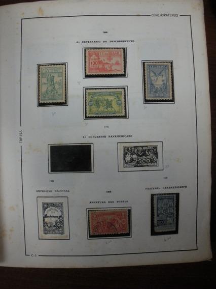 @ Brasil. Mais/850 Selos/bls Novos (n/nn). 1900/80+ R$7.500@
