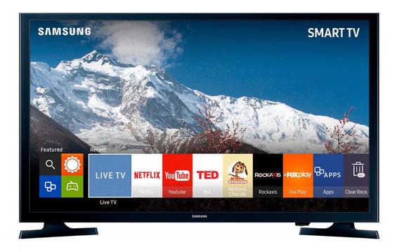Tv De 32 Led Samsung Smartv Youtube Wifi Netflix Nuevo