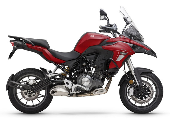 Benelli Trk 500 Con Financiamiento