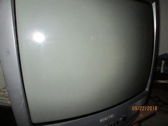 Televisor Grande Convencional De 32 Samsung Muy Bueno