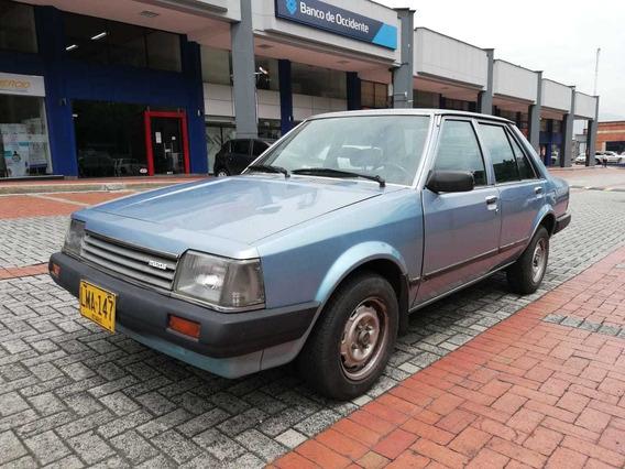 Mazda 323 Nb Sedan 1985