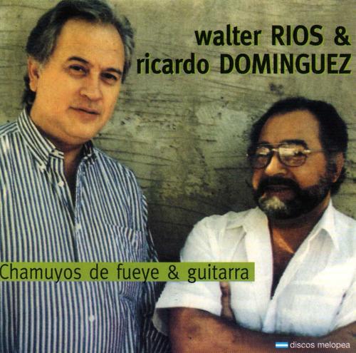 Ríos / Domínguez - Chamuyos De Fueye & Guitarra - Cd