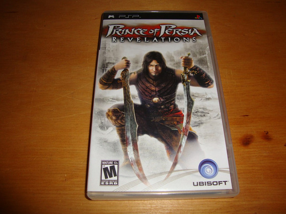 Prince Of Persia Revelations Americano Completo Para Psp