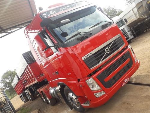 Volvo Fh 540 6x4 Ano 2012/2012 Teto Alto