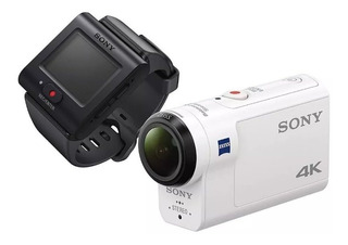 Action Cam Sony Fdr X3000r 4k Ultra Hd Wifi Gps Hdmi Usb