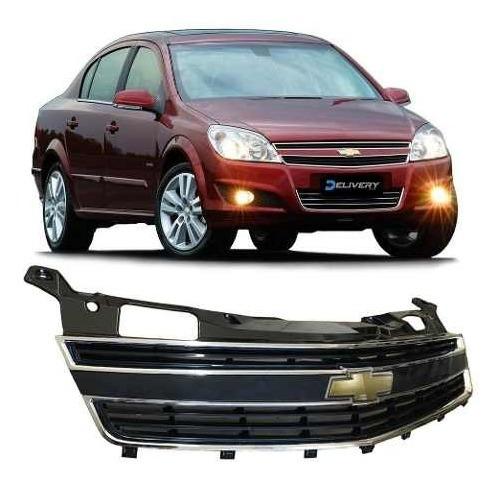 Grade Vectra Elite Elegance 2009 Até 2012 Gm Chevrolet Com Emblema