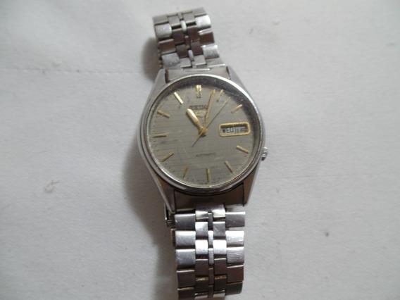 Relógio Seiko Automático Vintage - Antigo - 30mm