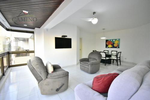Apartamento A Venda No Bairro Jardim Las Palmas Em Guarujá - 2031-1