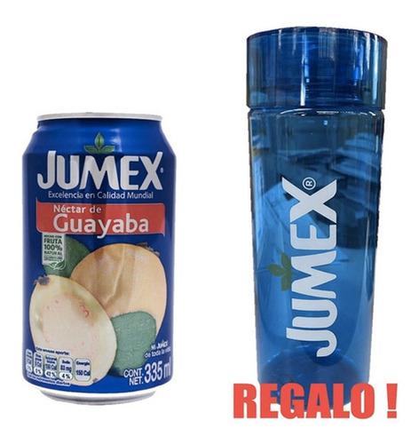 Jugo Jumex Lata 335ml Guayaba (24 Unidades)