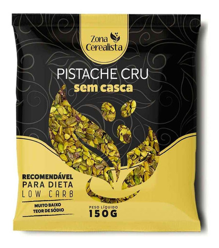 Pistache Cru Zona Cerealista 150g