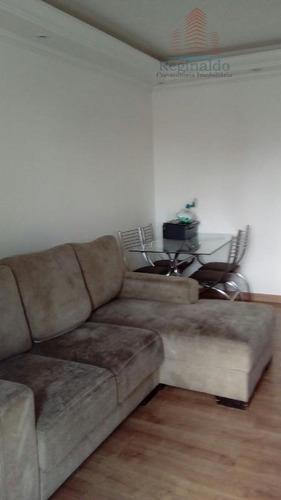 Imagem 1 de 27 de Apartamento Com 2 Dormitórios À Venda, 46 M² Por R$ 275.000,00 - Nova Petrópolis - São Bernardo Do Campo/sp - Ap0127