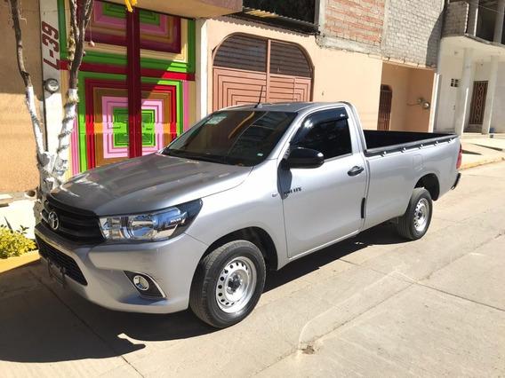 Toyota Hilux 2019 Pick Up Plata