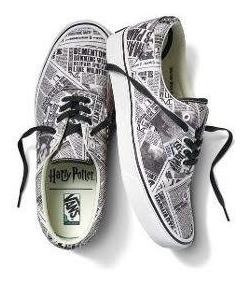 Vans Harry Potter. Diario El Profeta Comfycush
