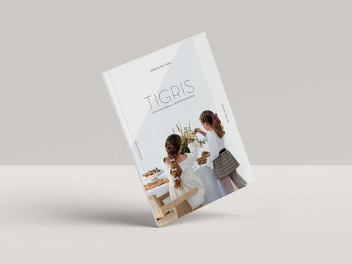 Revista Tigris Eidico En Casa. Imperdible. Edición Beneficio