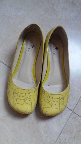 Sapato Boneca Feminino