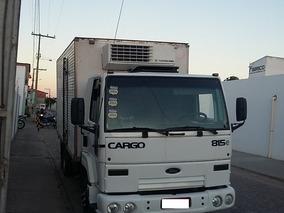 Caminhão Ford Cargo 815e_baú Câmara Fria (impecável)#1042417
