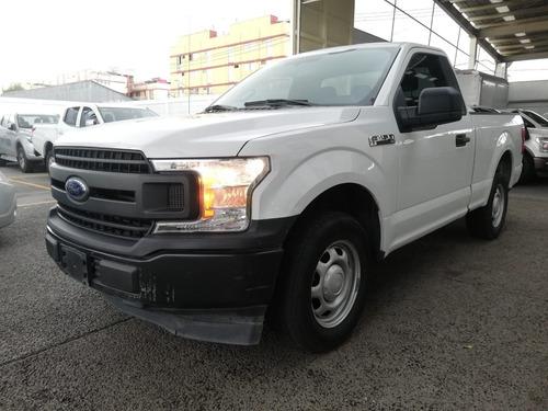 Imagen 1 de 13 de Ford F-150 2018 3.5 V6 Xl Cabina Regular 4x2 At