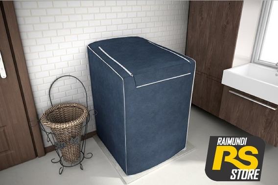 Capa P/ Máquina De Lavar 12 A 16kg Qualidade Superior !