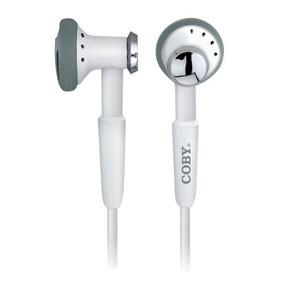 Fone De Ouvido Earphone Coby Intra-auricular Cve972