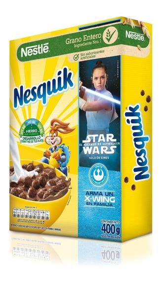 Nesquik Cereales 400gr Nestlé Oficial