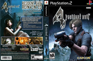 Resident Evil Collection - Playstation 2 (5 Discos)